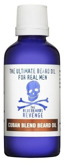 The Bluebeards Revenge Масло для бороды Cuban Blend Beard Oil