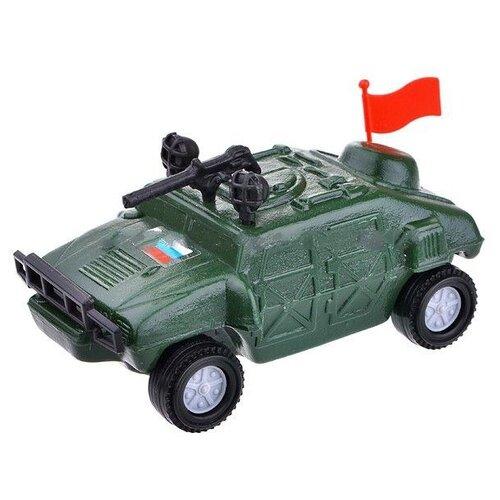 Купить Внедорожник Форма Патриот Хаммер (С-56-Ф) 11.5 см зеленый, Машинки и техника