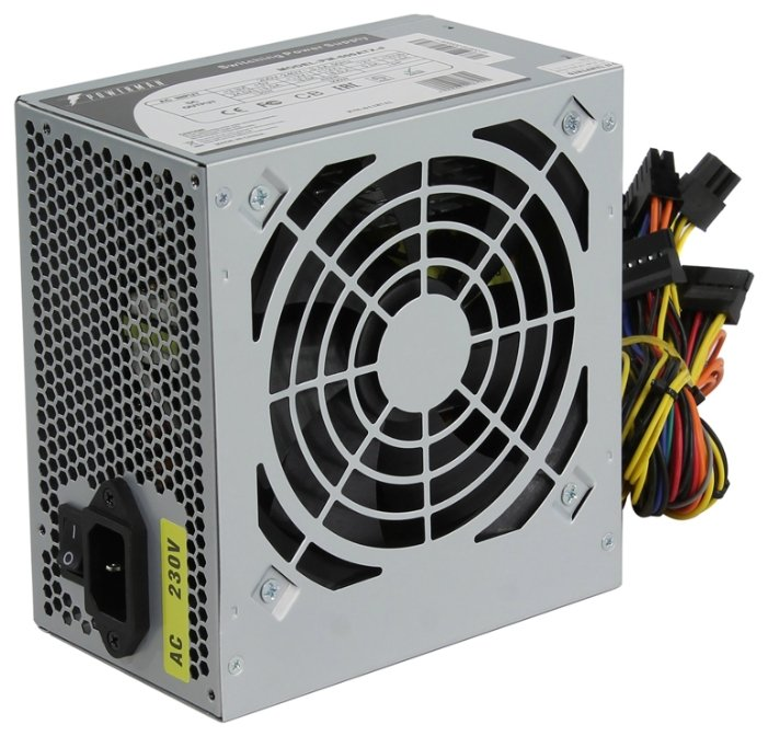 Powerman Блок питания Powerman PM-500ATX-F 500W