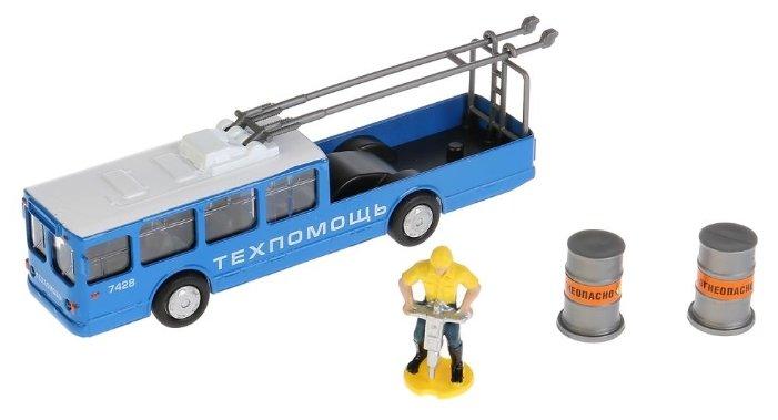 Троллейбус ТЕХНОПАРК Техпомощь (SB 17 80WB) 16.5