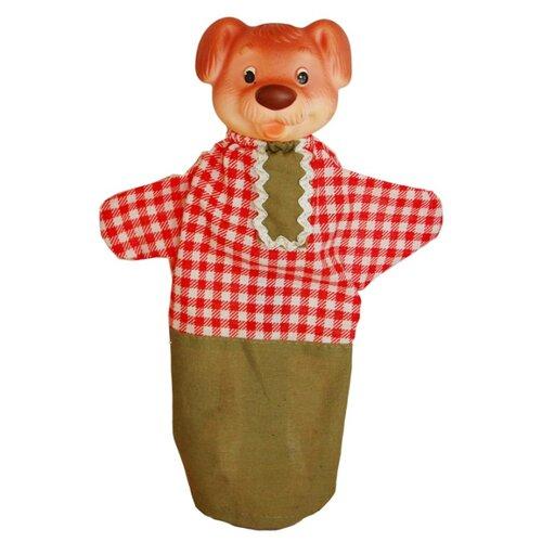 Фото - ОГОНЁК Кукла-перчатка Собака (С-973) огонёк кукла перчатка бегемот с 1156
