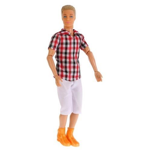 Кукла Карапуз Алекс в летней одежде, 29 см, 99090-SA-ANКуклы и пупсы<br>
