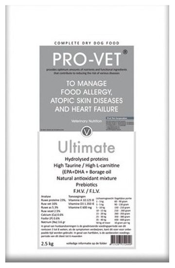 Корм для собак PRO-VET Ultimate