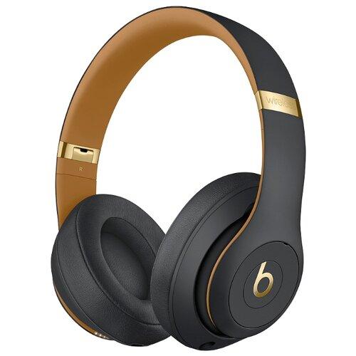 Купить Беспроводные наушники Beats Studio 3 Wireless midnight black