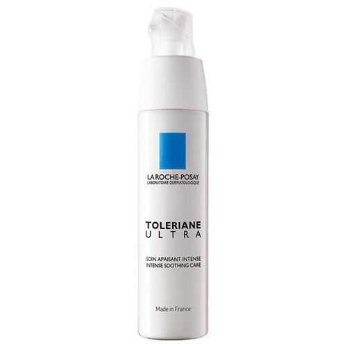 La Roche-Posay Toleriane Ultra Интенсивный успокаивающий крем для чувствительной и склонной к аллергии кожи лица, 40 мл la roche posay effaclar крем h увлажняющий успокаивающий 40 мл