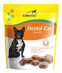 Лакомство для собак GimDog Dental Care Snaps