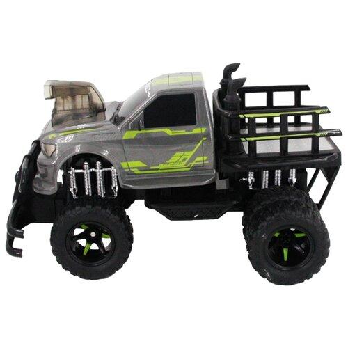 Купить Внедорожник Junfa toys YE81404 серый, Радиоуправляемые игрушки
