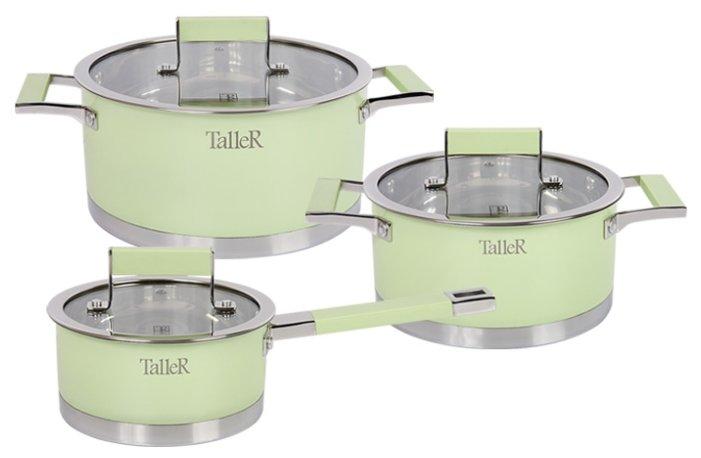 Набор посуды TALLER Минт TR-7170, 6 предметов