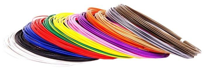 PLA пруток U3Print 1.75 мм 12 цветов