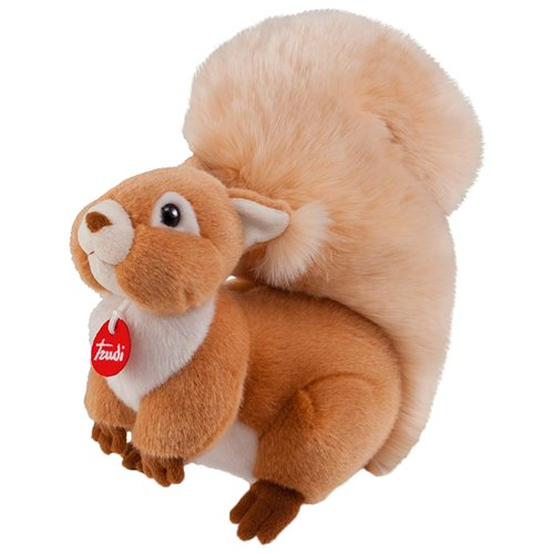 Мягкая игрушка Trudi Белочка Джинджер 24 см