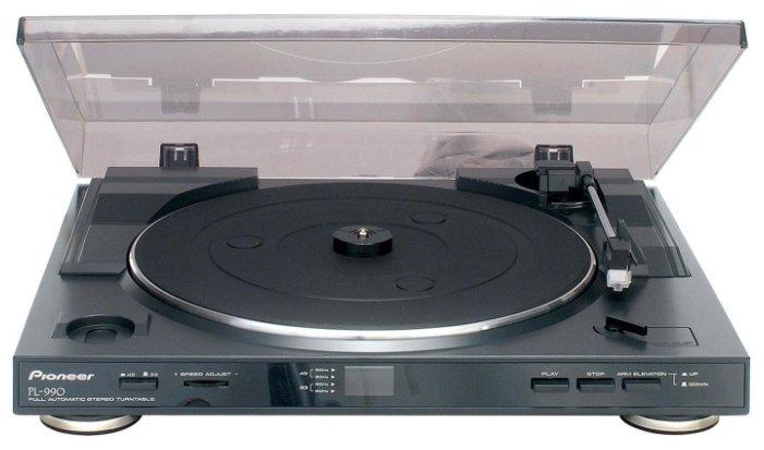 Виниловый проигрыватель Pioneer PL-990