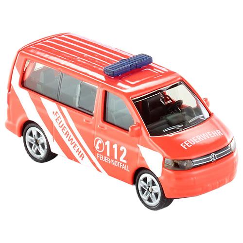 Пожарный автомобиль Siku 1460 1:50 красный
