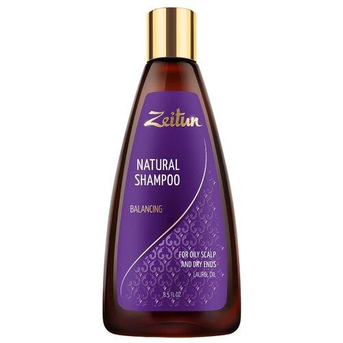 Zeitun шампунь Natural Balancing 250 мл