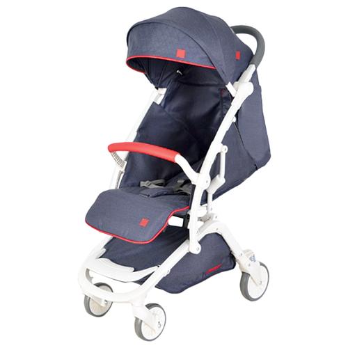 Прогулочная коляска Infinity S2700 Maxi, navy blue прогулочная коляска tfk joggster trail twillight blue