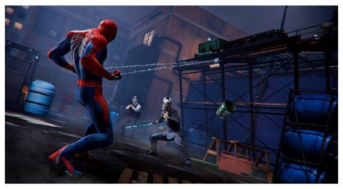 Spider Man 2018 купить по выгодной цене на яндекс маркете