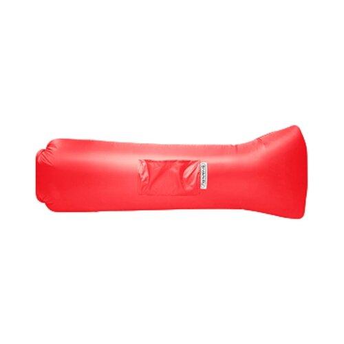 Надувной диван Биван Биван 2.0 красный