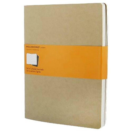 Блокнот Moleskine Cahier Journal XL 190х250, 60 листов 385315(QP421)Блокноты<br>