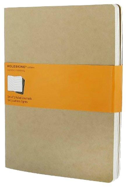 Блокнот Moleskine Cahier Journal XL 190х250, 60 листов 385315(QP421)