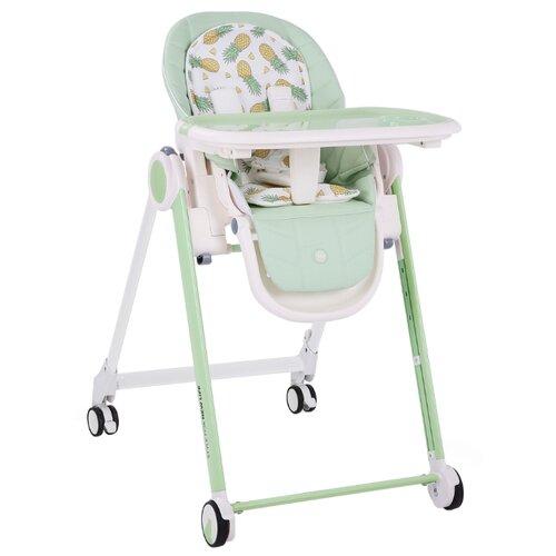 Стульчик для кормления Happy Baby Berny green