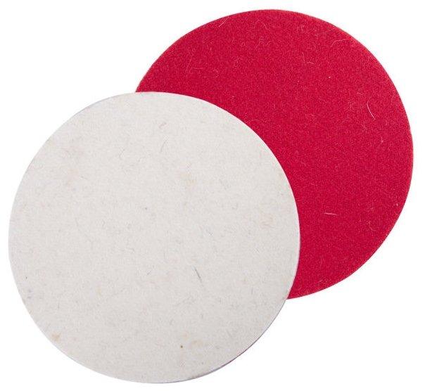 Полировальный круг Archimedes 91597 150 мм 1 шт