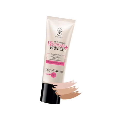 TF Professionals BB cream + PRIMER 5 в 1 40 мл