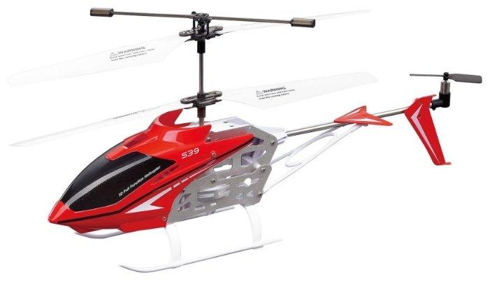 Вертолет Syma Raptor (S39) белый/красный/черный фото 1