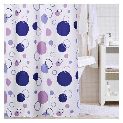 Штора для ванной IDDIS 240P24RI11 240x200 разноцветный