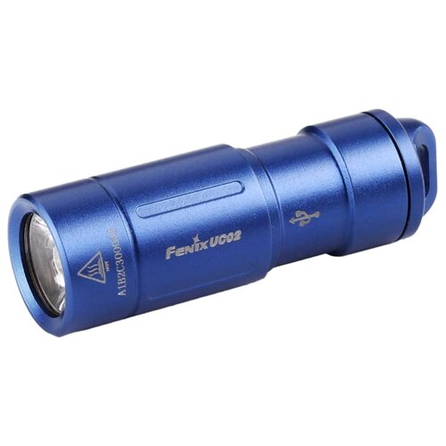 Ручной фонарь Fenix UC02 синий