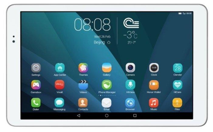 Планшет HUAWEI MediaPad T1 10 LTE 16Gb
