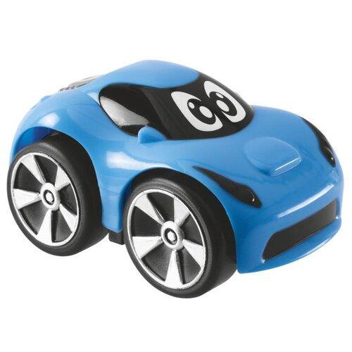 Купить Машинка Chicco Turbo Touch Bond (00009362000000) 9 см синий, Машинки и техника