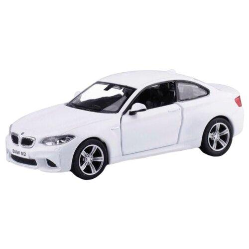 Купить Легковой автомобиль RMZ City BMW M2 (554034) 1:32 белый, Машинки и техника