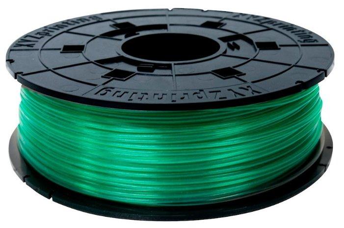 PLA пруток XYZPrinting 1.75 мм прозрачно-зеленый