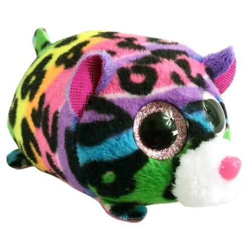 Мягкая игрушка Chuzhou Greenery Toys Леопард мультиколор 4 см