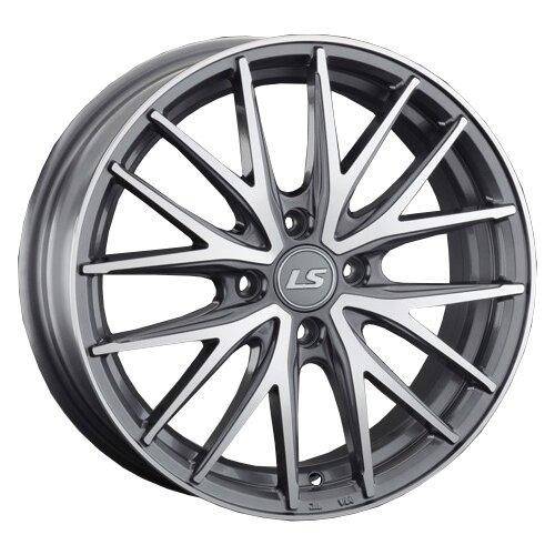 Фото - Колесный диск LS Wheels LS918 6x16/4x100 D54.1 ET48 GMF колесный диск ls wheels ls792