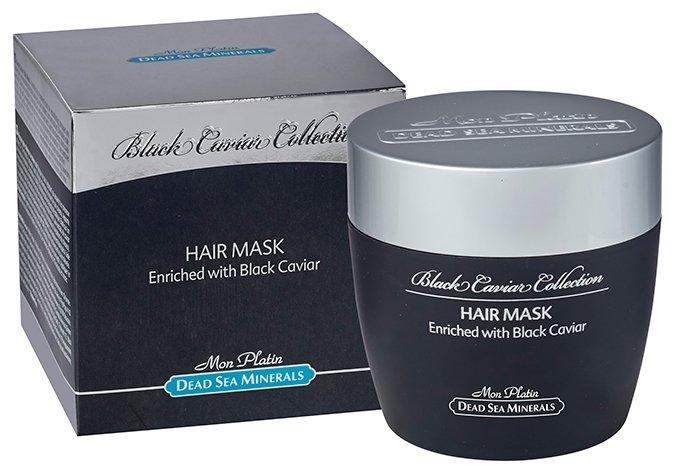 Mon Platin DSM Black Caviar Collection Маска для волос с черной икрой