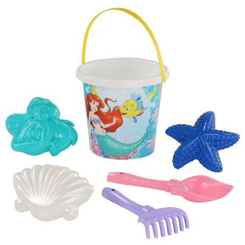 Набор Полесье Disney Русалочка №2 65933 полесье набор игрушек для песочницы полесье disney pixar тачки 18 5 предметов