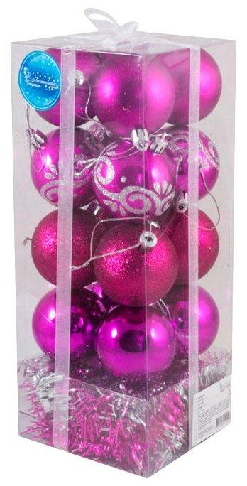 Набор шаров Волшебная страна SYCB17-252 фиолетовый