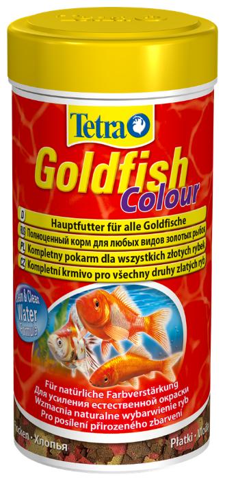 Сухой корм Tetra Goldfish Colour для рыб