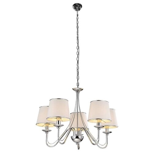 Люстра Arte Lamp Aurora A1150LM-5CC, E14, 200 Вт