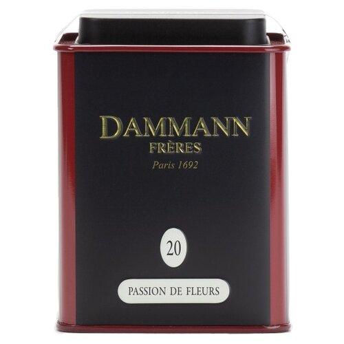 Чай белый Dammann Frères Passion de fleurs, 60 г