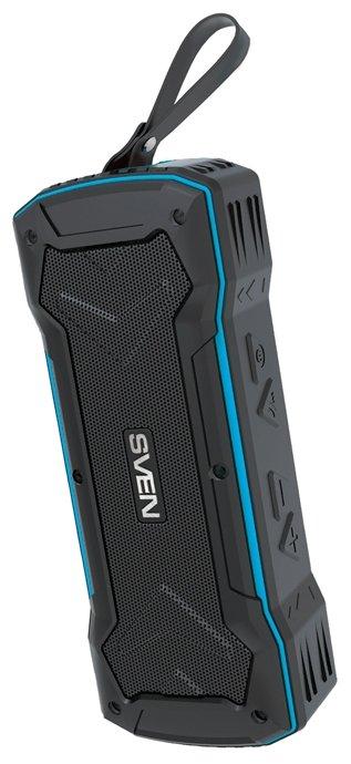 Sven PS-220 2.0 Black/Blue