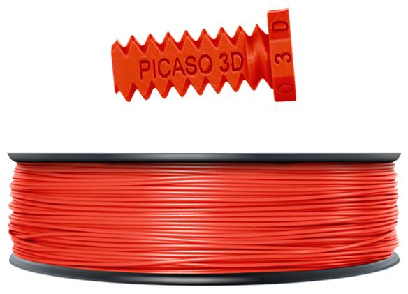 ABS пруток Picaso 3D 1.75 мм красный