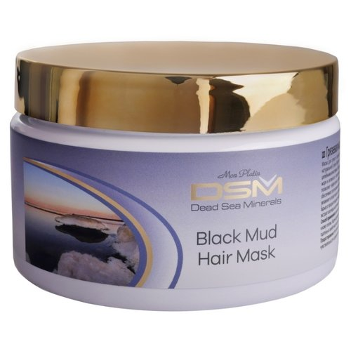 Mon Platin DSM Грязевая маска для волос и кожи головы, 250 мл