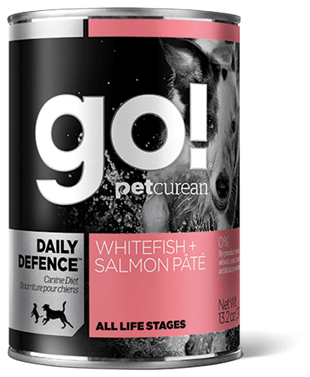 Корм для собак GO! Daily Defence лосось 400г