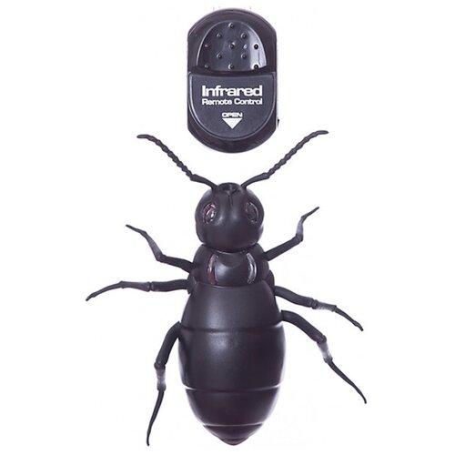 Купить Интерактивная игрушка робот 1 TOY Робо-муравей черный, Роботы и трансформеры