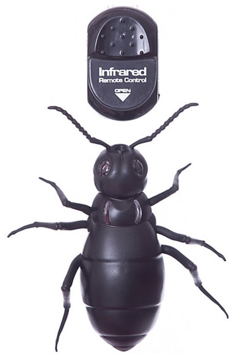 Интерактивная игрушка робот 1 TOY Робо-муравей