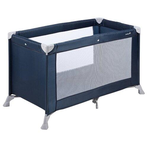 Купить Манеж-кровать Safety 1st Soft Dreams navy blue, Манежи