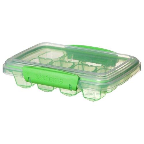 Sistema Контейнер для льда KLIP IT Round 61445 зеленый