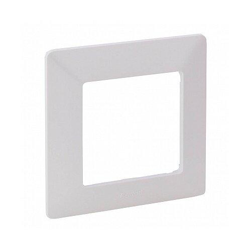 Рамка 1п Legrand Valena Life 754007, белыйРозетки, выключатели и рамки<br>