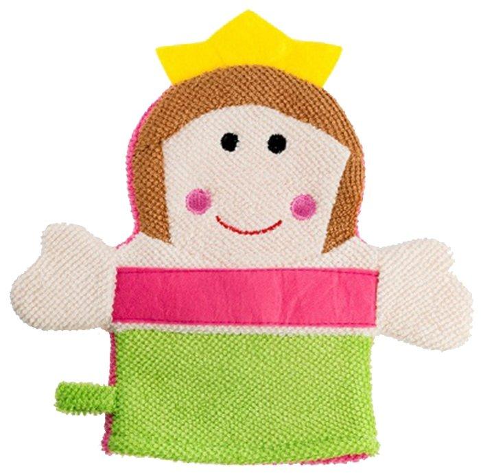 Мочалка Happy Care Принцесса (31237)
